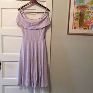 Nordstrom Lavender Dress